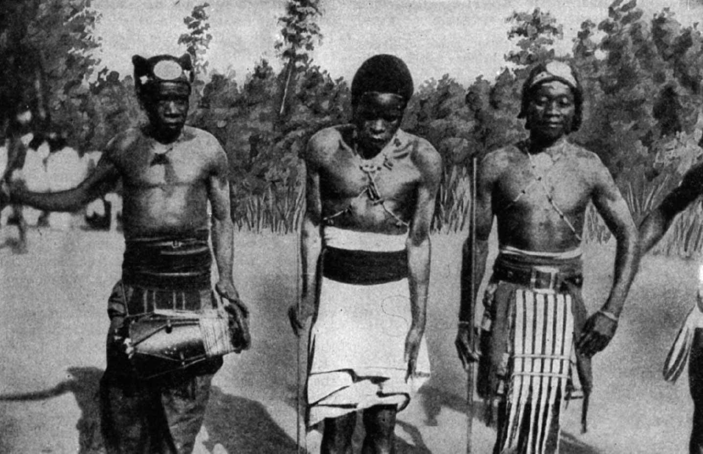 Belle africaine belgique 2 - 2 3