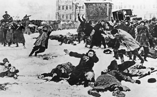 La révolution russe de 1905, d'après martov