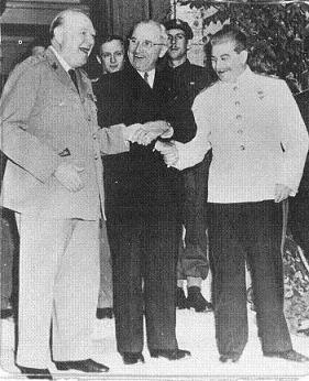 La deuxième guerre mondiale et l'alliance contre la révolution