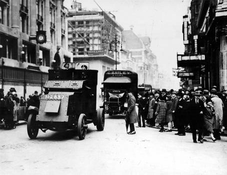 the general strike of 1926 in britain This paper addresses the soviet analysis and response to the british general  strike of 1926 in the light of newly available documents the recently discovered .