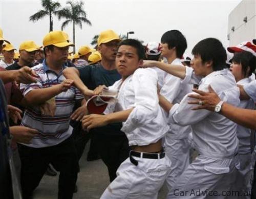 b6c07fdbd4d Grèves en Chine - Matière et Révolution