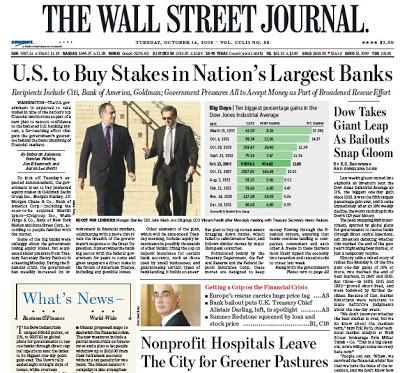 La presse face à la crise mondiale de 2007-2008 - Matière ...