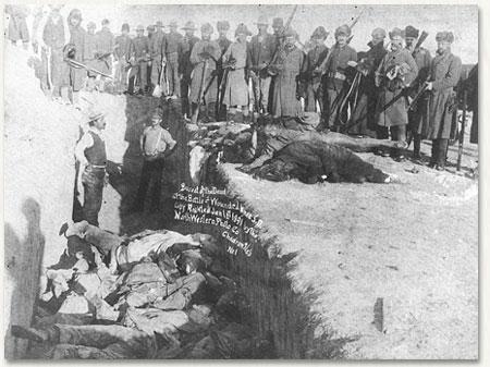 Chronologie de la révolte des Indiens d'Amérique - Matière et ... Crazyhorse