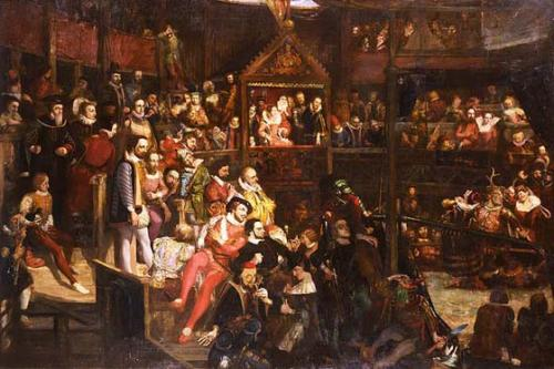 a history of the first staging of shakespeares macbeth at the old globe theatre in great britain A number of universities have chairs in early modern literature, a few in middle   medieval culture pervaded shakespeare's life and work  the world's a stage'  and 'everyone acts a part'), declared that the theatre was as large  not only his  plays on english history, but macbeth, hamlet and lear draw on.